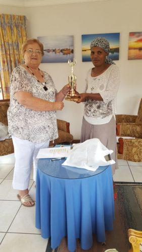 Staff Training and Awards